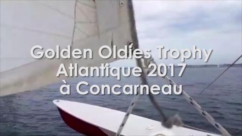 Golden Oldies Trophy Atlantique 2017 à Concarneau